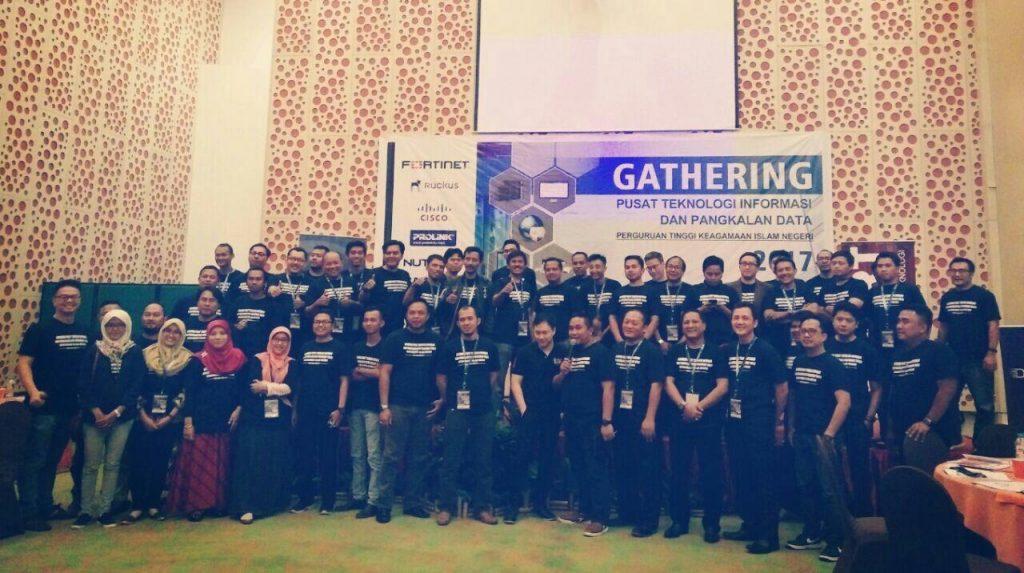 Gathering PUSTIPANDA PTKIN se-Indonesia